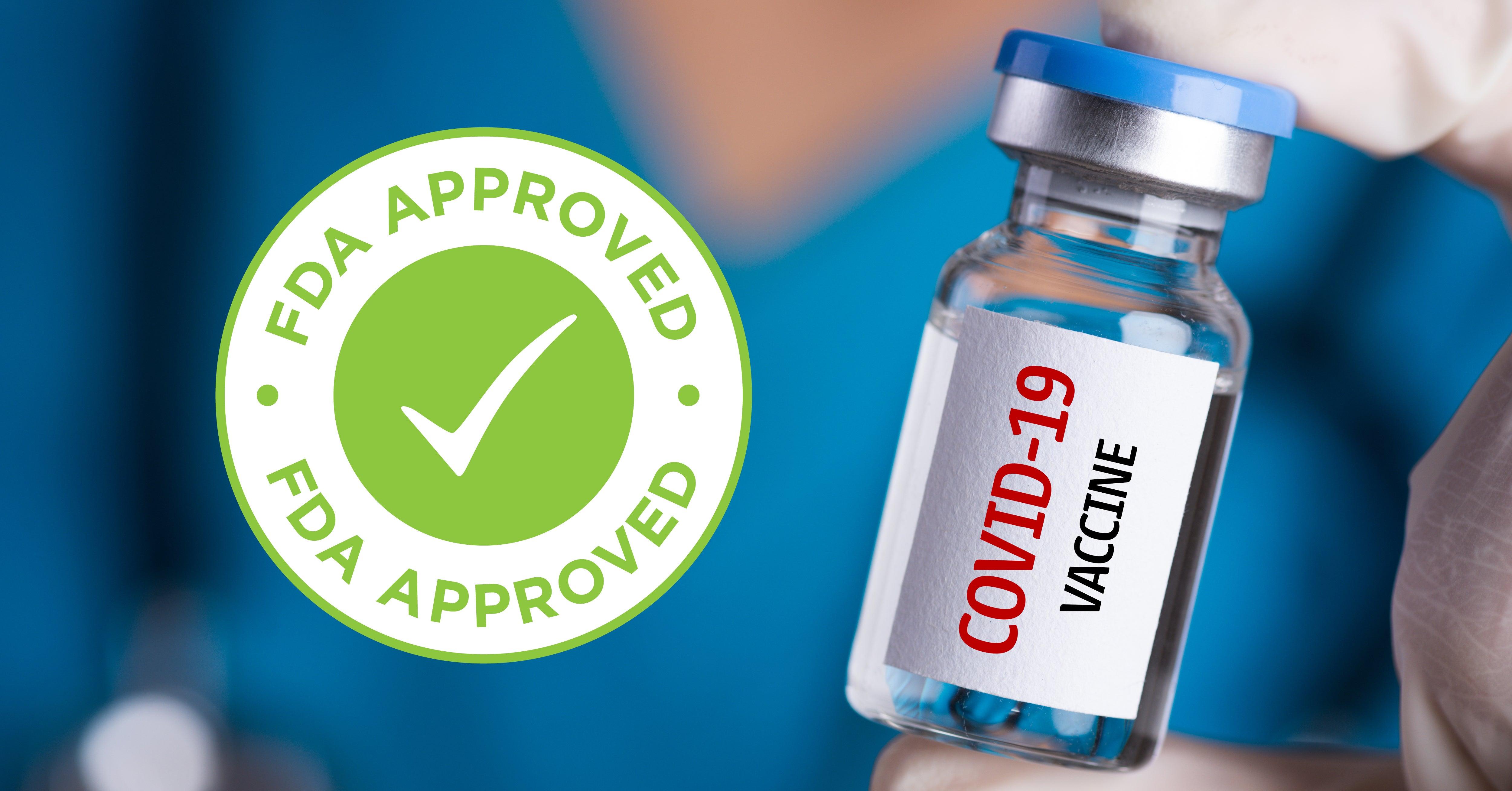 COVID-19 Vaccine Receives Full FDA Approval