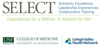 SELECT: Scholarly Excellence, Leadership Experiences and Collaborative Training logo