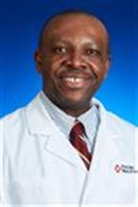 Solibe C. Ufondu, MD headshot