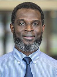 Pete K. Obeng, MD headshot