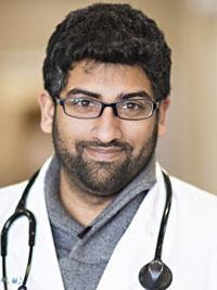 Mohammad R. Ali, MD headshot