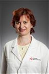 Mihaela F. Hangan, MD headshot