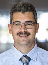 Naoir Zaher, MD headshot