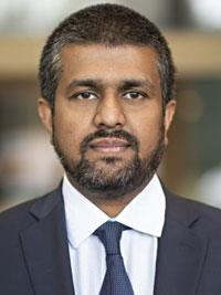 Aamir I. Ahmed, MD headshot
