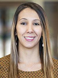 Angela  C. Olarte, CRNP, MSN headshot
