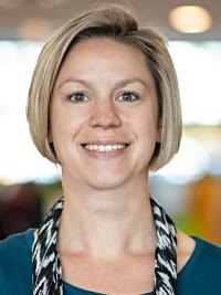 Kirsten  D. Gustafson, CRNP, MSN headshot