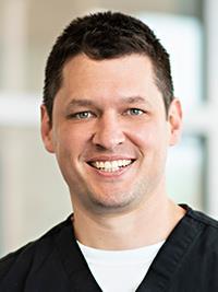 John W. Daubert, DO, MS headshot