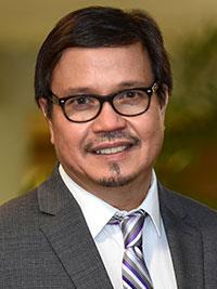 Recaredo T. Berbano, MD headshot