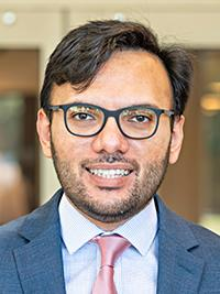 Syed H.M. Jafry, MD headshot