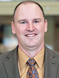 Eric P. Zeller, PA-C headshot