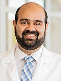 Ahmed J. Nadeem, DO headshot