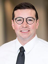 Clark A. Veet, MD, MS headshot