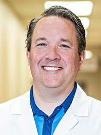 Christopher P. Henderson, MD headshot