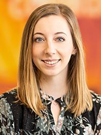 Lauren T. Eckhart, AuD headshot