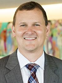 David B. Burmeister, DO, MBA headshot