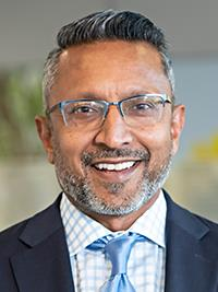 Nainesh C. Patel, MD headshot