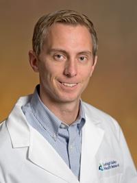 Greg W. Miller, DO headshot