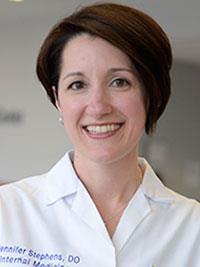 Jennifer L. Stephens, DO headshot