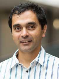 Prasant Pandey, MD headshot
