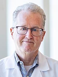 J. Howard DeHoff, MD headshot