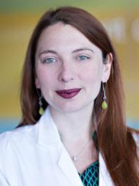 Amy E. Collis, MD headshot