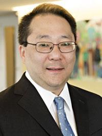 John H. Kim, MD headshot