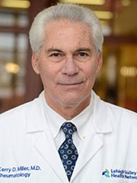 Kerry D. Miller, MD headshot