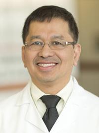 Victorino A. Sandoval Jr., MD headshot