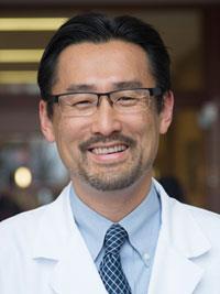 John S. Park, MD headshot