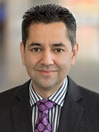 Hamed Amani, MD headshot