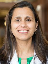 Monika Mahajan, MD headshot
