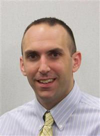 Keith D. Micucci, CRNP, MSN headshot