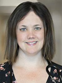 Megan K. Wukitsch, CRNP headshot
