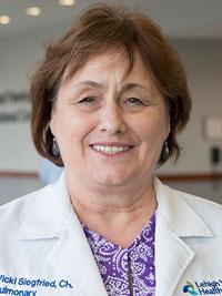 Vicki L. Siegfried, CRNP headshot
