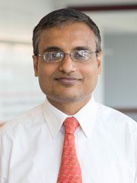 Ravi V. Desai, MD headshot