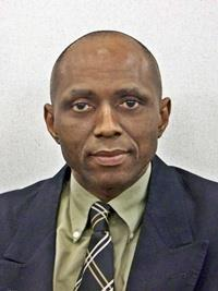 Sulaiman Sannoh, MD, MPH headshot