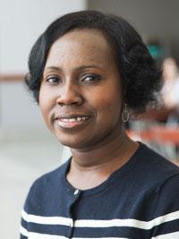 Rosaline O. Owusu, CRNP headshot