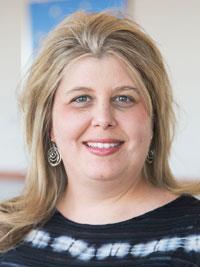 Theresa M. Shelhamer, CRNP headshot