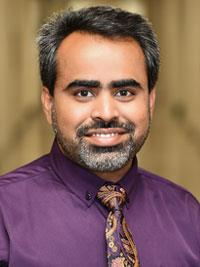 Ghulam Akbar, MD headshot