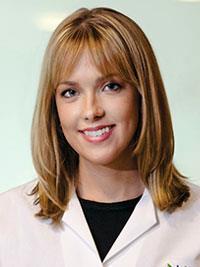 Brittany A. Portonova, DPM headshot