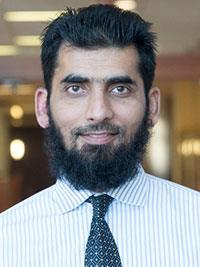 Muhammad U. Majeed, MD headshot