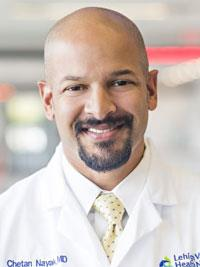 Chetan S. Nayak, MD headshot