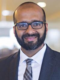 Jonaid Aslam, MD headshot