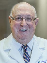 Ivor F. Lewis, MD headshot