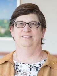 Marijo A. Zelinka, MD headshot