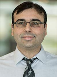Abdul Haseeb, MD headshot