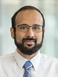 Hasan H. Danish, MD headshot
