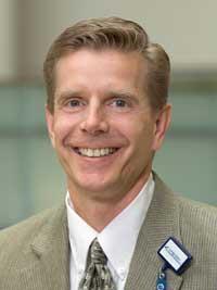 David M. Richardson, MD headshot