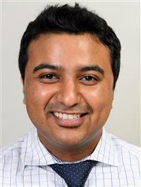 Pratik M. Parikh, DO headshot