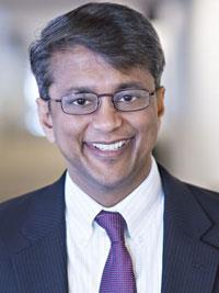 Rakesh  B. Saraiya, MD headshot